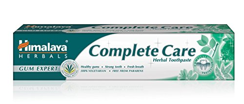 Himalaya Herbals Complete Care Herbal Gum Expert Toothpaste 75ml e - 100% Vegetarian & Free From Parabens