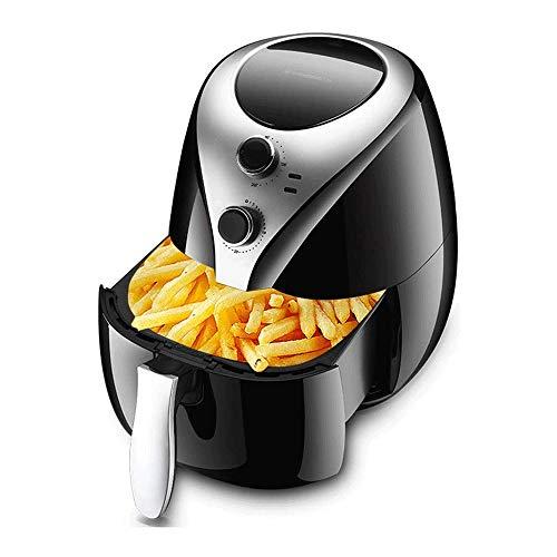 WCJ Olie-lucht-Fryer Start Multi-Function Intelligent Fries machine Automatische 5 liter grote capaciteit, bakken en warm houden, vaatwasmachinebestendig