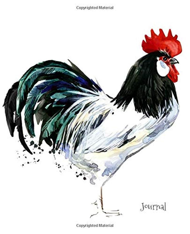 モーション抵抗するタバコJournal: Lakenvelder Cockerel (Chicken Collection)