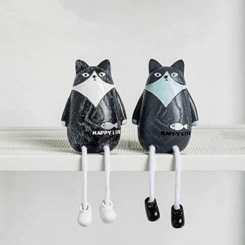 BXU-BG Decoraciones del Arte del Arte Colgantes muñecas Adornos armarios mobiliario Habitaciones de los niños de Escritorio 5