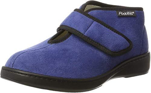 Podowell Unisex-Erwachsene Donuts Sneaker, Blau Jean, 41 EU