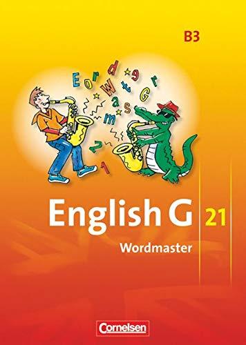 English G 21 - Ausgabe B: Band 3: 7. Schuljahr - Wordmaster: Vokabellernbuch