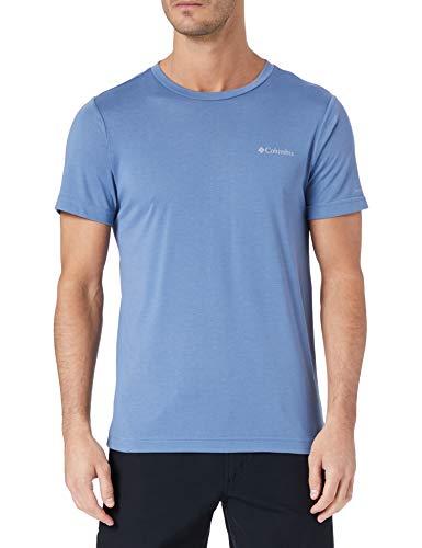 Columbia Maxtrail Camiseta de manga corta con logo para hombre