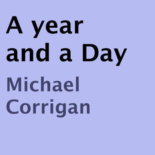 A Year and a Day audiobook cover art