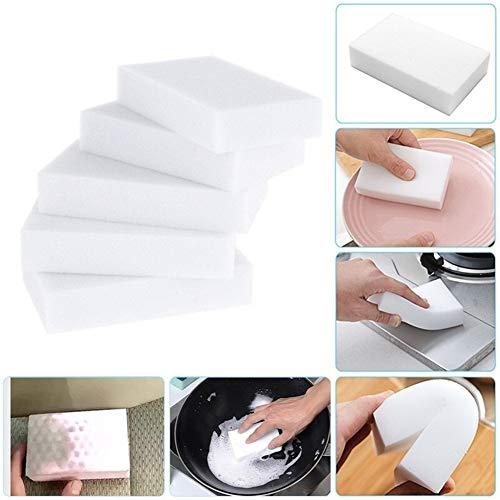 Spons 1 stks Food Grade Afwassen Nano Magic Eraser Sponge Reiniging Multi-Functie Schuimreiniger Keuken Gereedschap Badkamer Accessoires Scourers