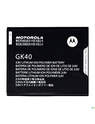 Motorola GK40 Ersatzakku für Cedric Moto E3, Moto E4, Moto G4 Play XT1607, Moto G5 XT1601, XT1603, XT1675