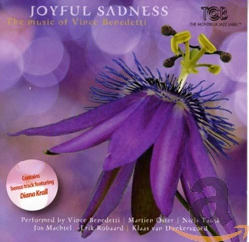 Joyful Sadness: The Music of Vince Benedetti [Importado]