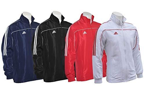 adidas Jacket Teamwear, Rot, M