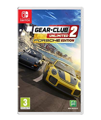 Jogo Gear.Club Unlimited 2 - Porsche Edition Nintendo Switch