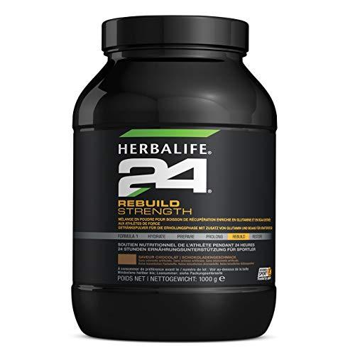 Herbalife H24 Rebuild Strength Protein Shake Schokoladengeschmack - 1000g