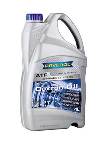 RAVENOL ATF Dexron D II (4 Liter)