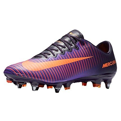 Nike 831941-585, Scarpe da Calcio Uomo, Viola (Purple Dynasty/Bright Citrus-Hyper Grape), 40 EU