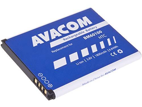 Batteria per cellulare HTC Desire 500 Li-Ion 3, 7 V 1800 mAh (ricambio BM60100)