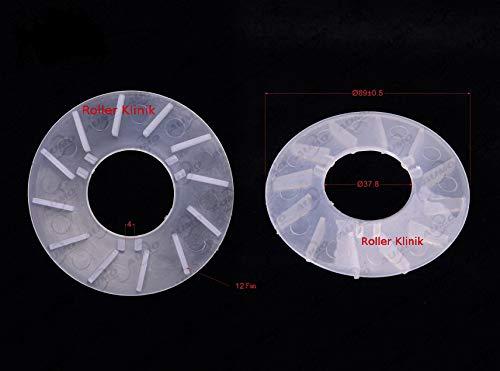 Lüfterrad Variomatik Vario Roller für Rex RS 460 50 4T Retro Roller ZNEN ZN50Q-