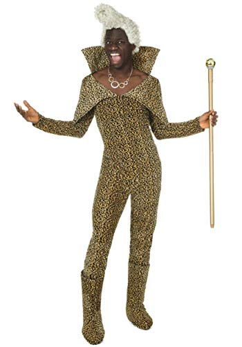 5th Element Ruby Rhod Costume w/Wig Medium Green