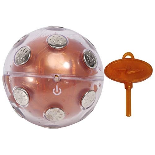 Garneck Heiße Kartoffel Spielzeug Elektroschock Ball Blitz Ball Freunde Witz Spiel Party Liefert Gefälligkeiten (Zufällige Farbe)