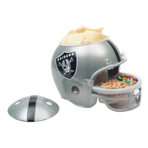 NFL Snack-Helm Oakland Raiders