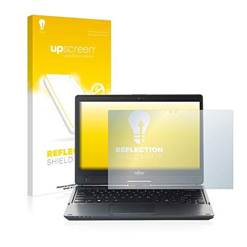 upscreen Entspiegelungs-Schutzfolie kompatibel mit Fujitsu Lifebook T937 – Anti-Reflex Bildschirmschutz-Folie Matt