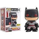 Funko Thomas Wayne [Batman de Flashpoint] (Hot Topic Exclusive): Figura de vinilo DC Universe x POP! Heroes y 1 POP! Compatible con PET Protector Gráfico [#132 / 10570 - B]