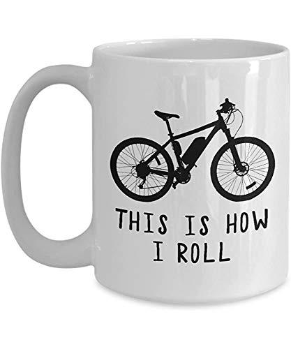 mächtig der welt Dies ist meine Fahrmethode, Fahrradgeschenke für Radfahrer, Fahrrad und Fahrradbecher, Mountainbikes, Offroad-Bikes,…