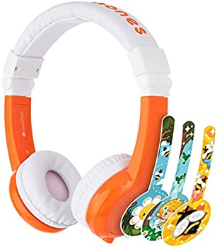 ONANOFF Explore Foldable, Volume-Limiting Kids Foldable Headphones