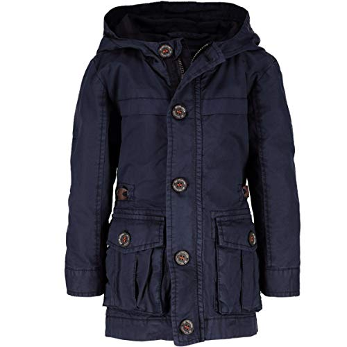 Babyface Boys Jacke Summer Parka 8107105, Fb. ink blue (Gr. 110)