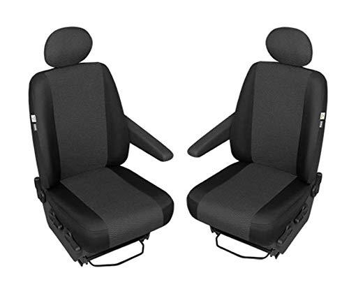 Elegante nach Maß Front Sitzbezüge Einzelsitzbezüge für den Fahrersitz - Beifahrersitz Talento