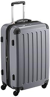 HAUPTSTADTKOFFER - Alex- Luggage Suitcase Hardside Spinner Trolley 4 Wheel Expandable, 65cm, titan (B0050O4TGW) | Amazon price tracker / tracking, Amazon price history charts, Amazon price watches, Amazon price drop alerts