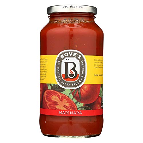 Boves Of Vermont Sauce Pasta Marinara, 24 oz