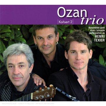 Konsert 2 / Ozan Trio RSCD 286
