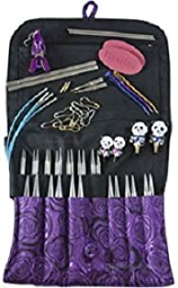 "HiyaHiya 5"" Sharp Limited Edition Interchangeable Knitting Needles Gift Set"