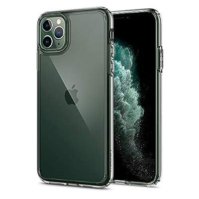 Spigen Ultra Hybrid Designed for Apple iPhone 11 Pro Max Case (2019) - Crystal Clear