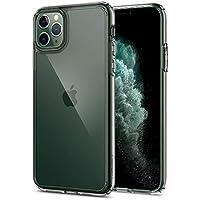 "Spigen Ultra Hybrid Funda para iPhone 11 Pro MAX, Compatible con Apple iPhone 11 Pro MAX (6.5"") 2019 - Transparente"