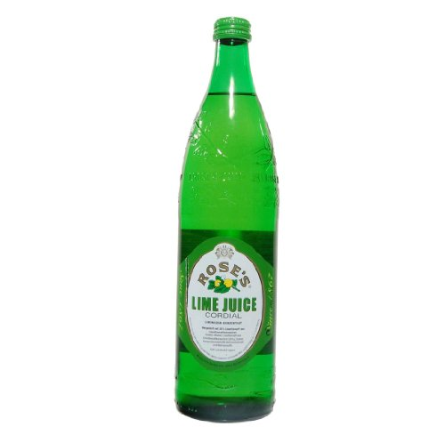 Schweppes: Roses Lime Juice Cordial - 1 x 750 ml