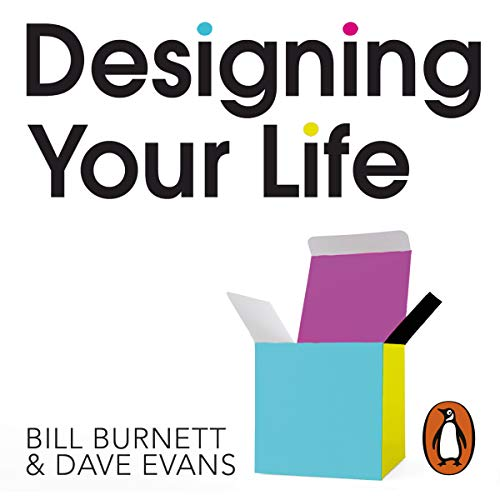 Designing Your Life audiobook cover art