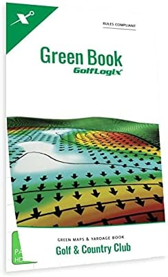 Inventory cleanup selling sale Golflogix Green Books- Courses USA Dedication Vermont