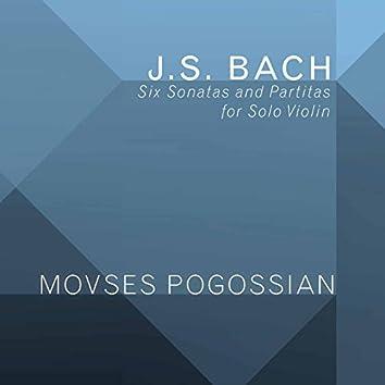 Bach: 6 Sonatas & Partitas for Solo Violin, BWV 1001-1006