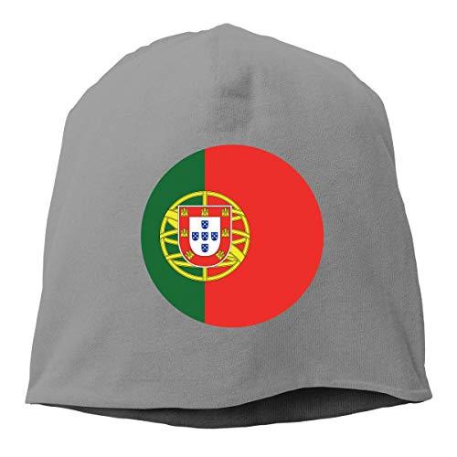 Bonnet en Tricot Unisexe Portugal, Bonnet tête de Mort Hip-Hop, Brassard, Bonnet de Montre, Chapeaux Baggy