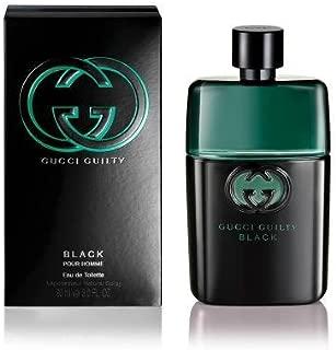 Gucci Guilty Black Pour Homme By Gucci Edt Spray/FN233610/3 oz/men/