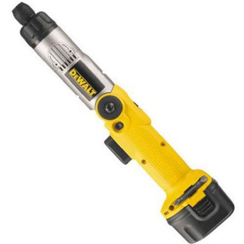 3. DEWALT DW920K-2 ¼ Inch 7.2-Volt Cordless Two-Position Cordless Screwdriver