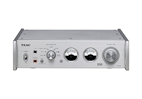TEAC AI-503 S INTEGRAT.AMPLIFIER 2 x30 W USB DAC