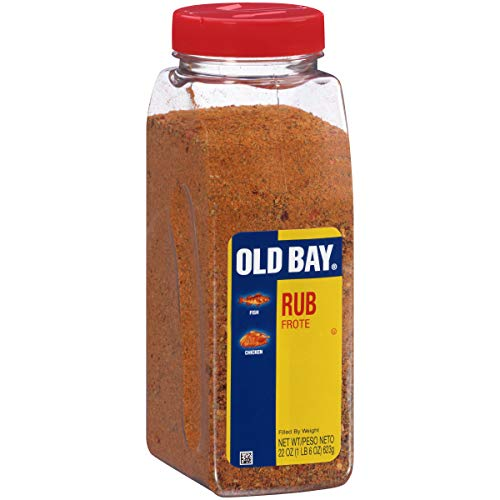 McCormick Old Bay Rub, 22 OZ