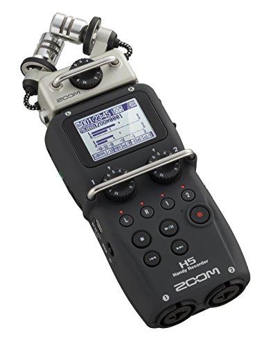 Zoom H5 Handy Recorder & PCH-5 Custodia protettiva - Bundle