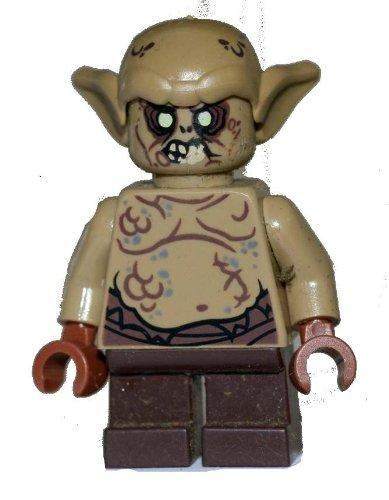 LEGO Figur Hobbit Goblin Scribe (lor044) Hobbits 79010