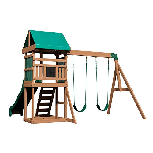 Backyard Discovery -   Spielturm Buckley