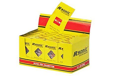 Rsonic Zigarettenfilter 10 x 30er Pack 300 Filter