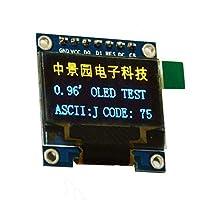 coraly 0.95インチSPI OLED モニタモジュールフルカラー65KカラーSSD1331 7ピンArduinoに対応