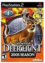 Cabela's Deer Hunt 2005 Season - Playstation 2