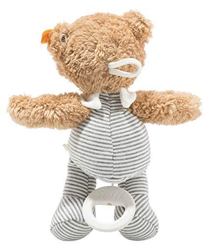 Steiff 239922 – Schlaf Gut Bär Spieluhr, 20 cm, grau - 3