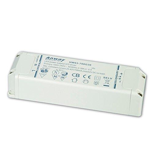 ANWAY LED Treiber HW03-700G30 30W/700mA/25-42V